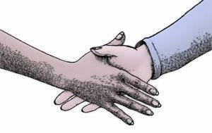 Höfflichkeit-Geschichten für Paare